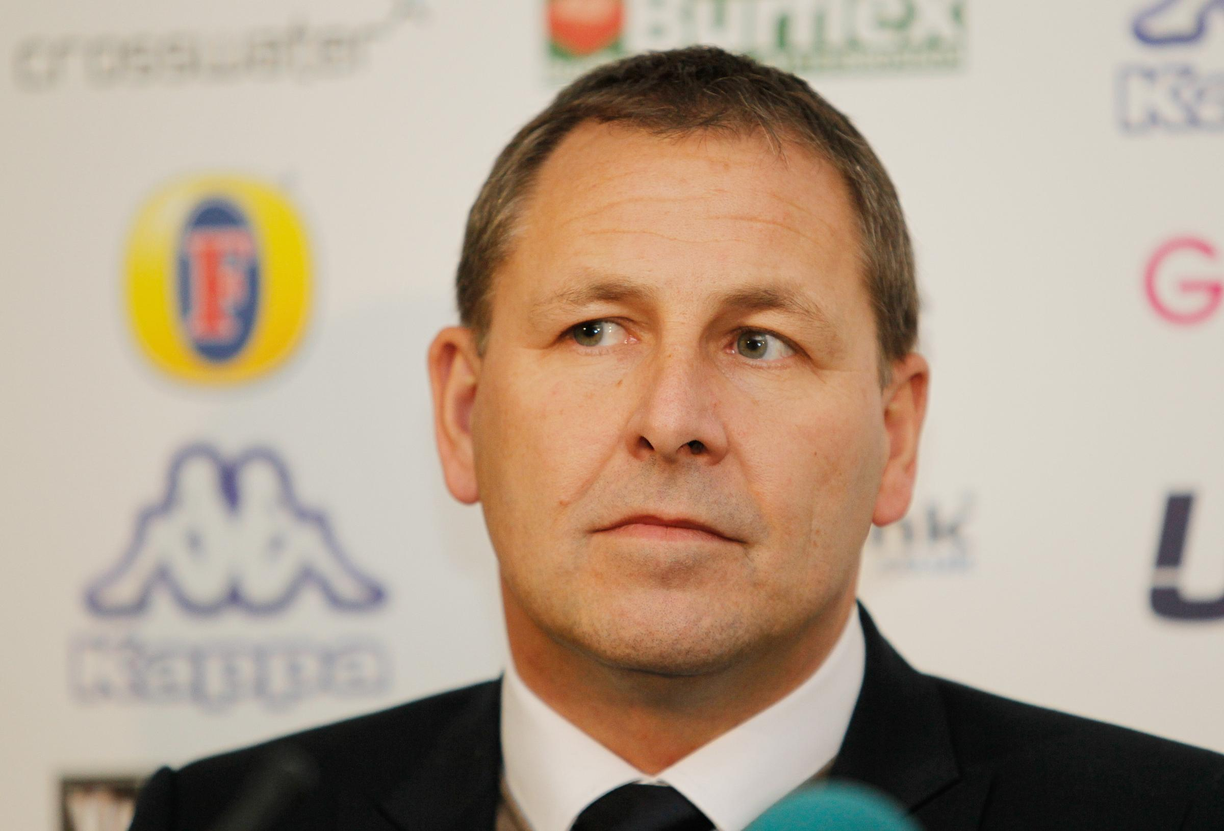 Saints restructure to start with Glover appointment
