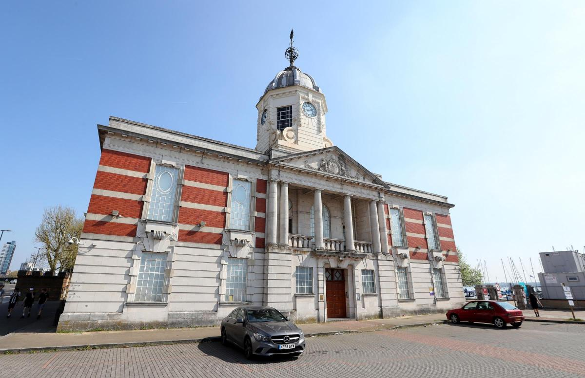 Iconic Southampton building - once a strip club - goes back