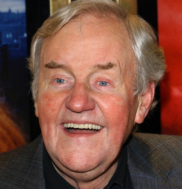 Richard Briers, whose death was announced today