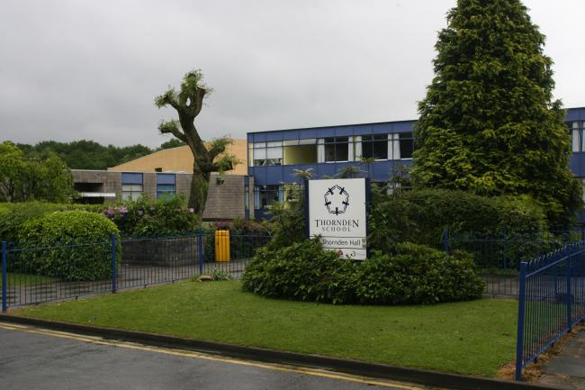 Thornden School (stock photo)