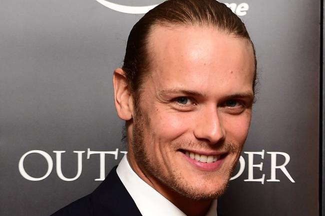 Prince Charles to meet Outlander star Sam Heughan in Glasgow | Daily