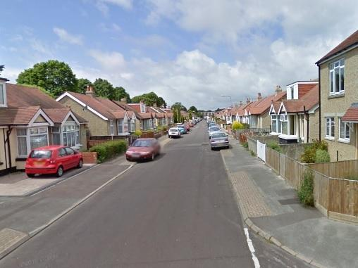 Southcroft Road, Gosport (pic: Google Maps)
