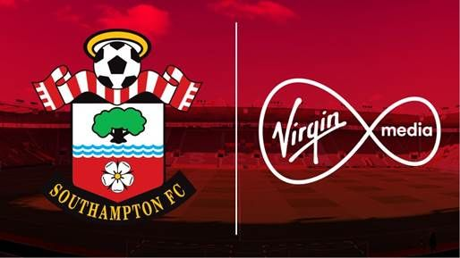 Virgin Media has been the club's shirt sponsor since 2016/17
