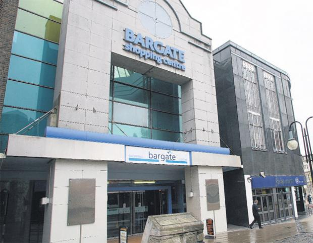 Daily Echo: The Bargate Shopping Centre