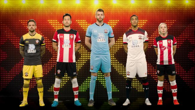 Saints' kits for 2019/20