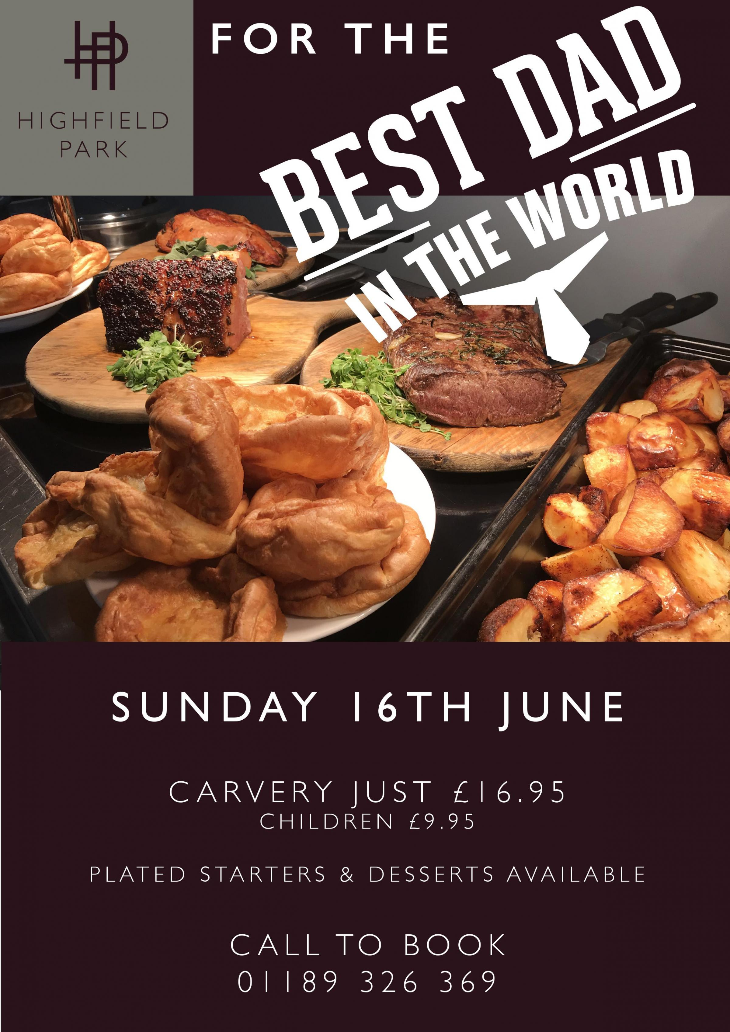 Father's Day Carvery