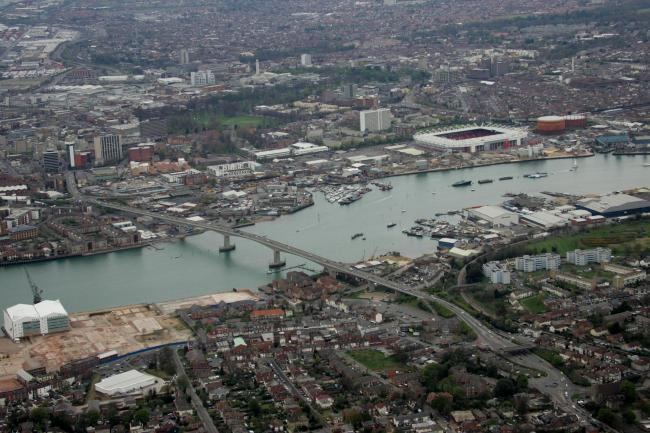 Southampton is among the top towns and cities in the country for its potential to support entrepreneurs, a report has found