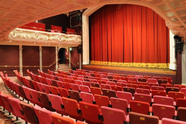 The interior of Theatre Royal Winchester. Picture: Joe Low