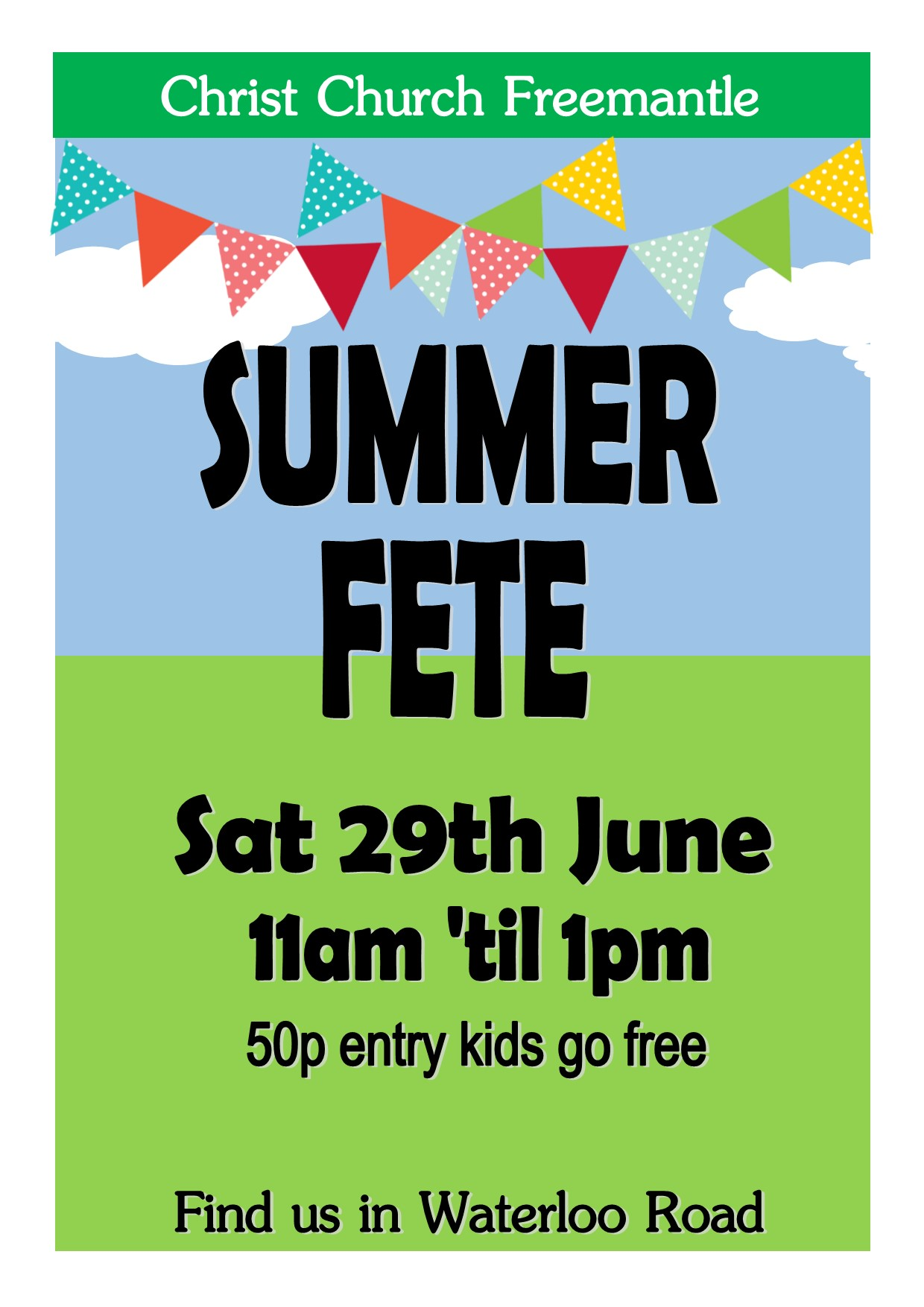 Freemantle Summer Fete