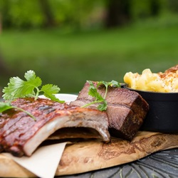 The Art of BBQ at Lainston House