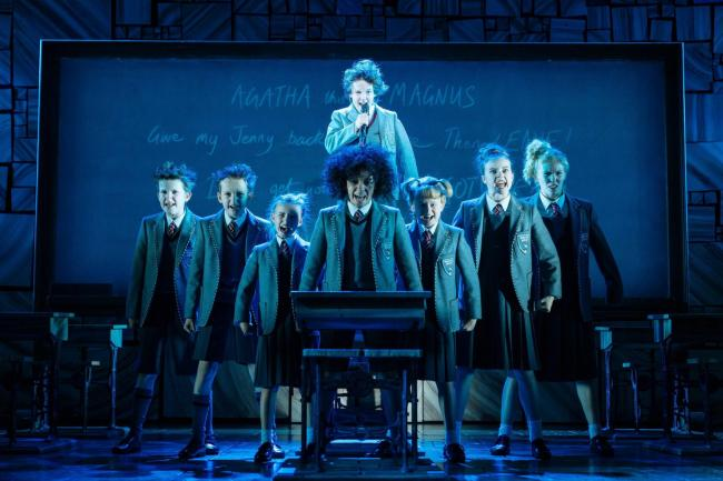 Matilda the Musical is at Mayflower Theatre until July 6