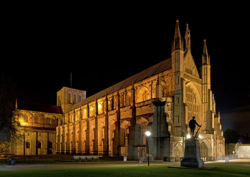 Winchester Cathedral: Christmas Day Services