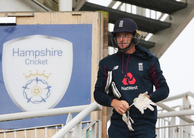 Jos Buttler has been passed fit to play for England against the West Indies at the Hampshire Bowl ahead of England's big game against the West Indies tomorrow